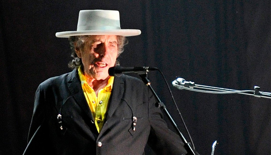 Bob Dylan, Hats, Fashion, In Concert, Performing Singer, Mad Hatter