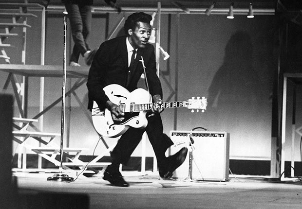 Bob Dylan: A Man of Strong Opinions, Chuck Berry
