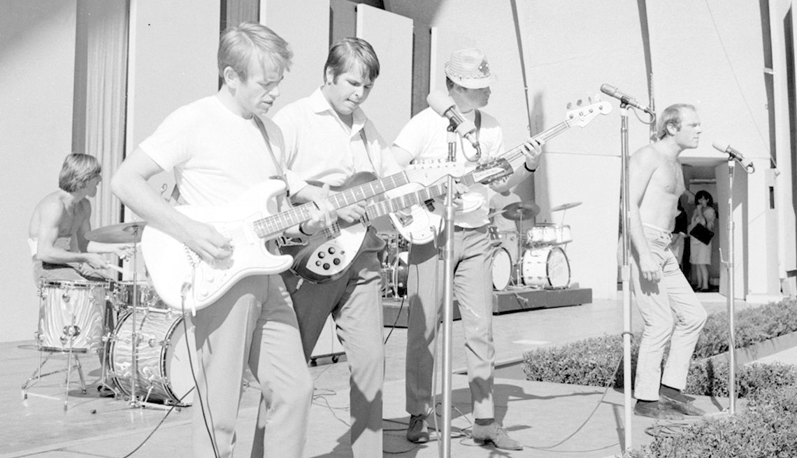 The Beach Boys, Singers, Musicians, Band, Performing, Revolutionary Music Of 1965