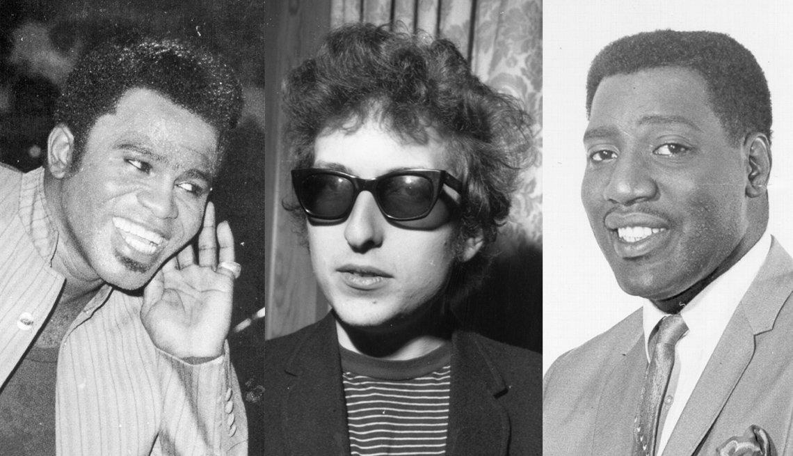 James Brown, Bob Dylan, Otis Redding, Singers, Musicians, Revolutionary Music Of 1965