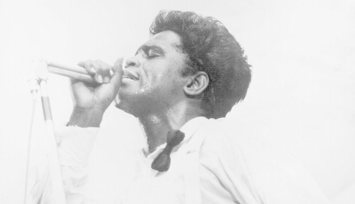 James Brown, Singer, Musician, Performance, Revolutionary Music Of 1965