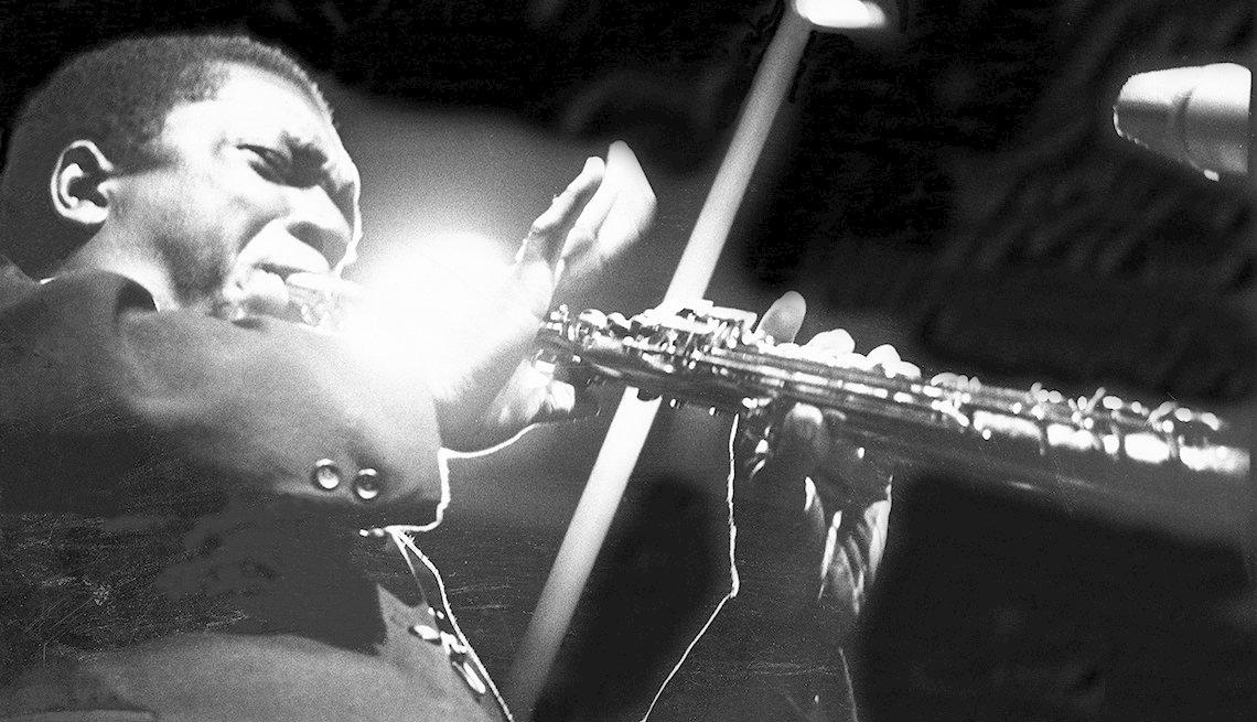 John Coltrane, Singer, Concert, Performance, Revolutionary Music Of 1965