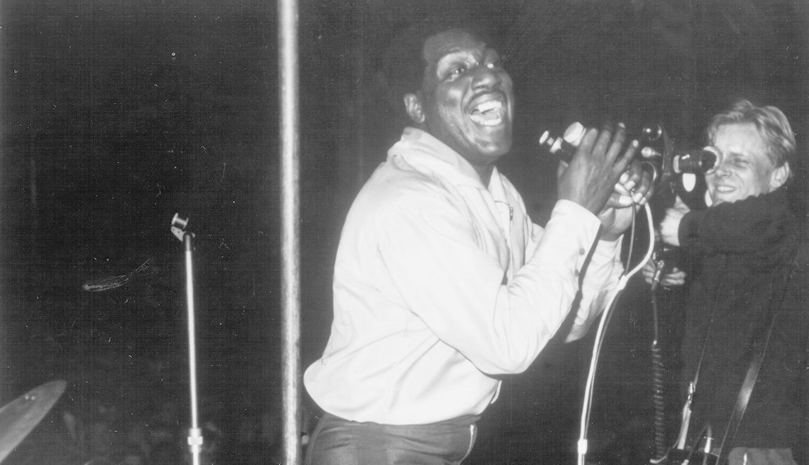 Otis Redding, Singer, Performance, Concert, Revolutionary Music Of 1965