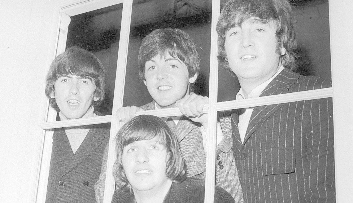 The Beatles, British Band, Musicians, Singers, Ringo Starr, Paul McCartney, John Lennon, George Harrison, Revolutionary Music Of 1965