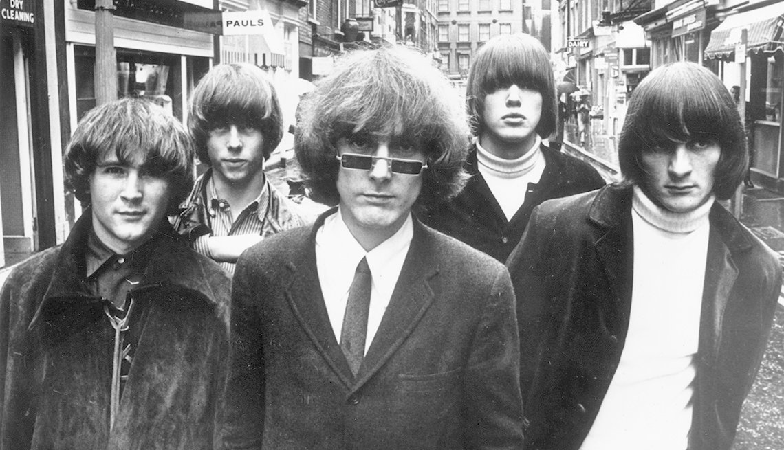 The Byrds, Band, Musician, Singers, Revolutionary Music Of 1965