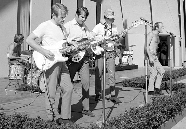1965-The Most Revolutionary Year in Music , The Beach Boys