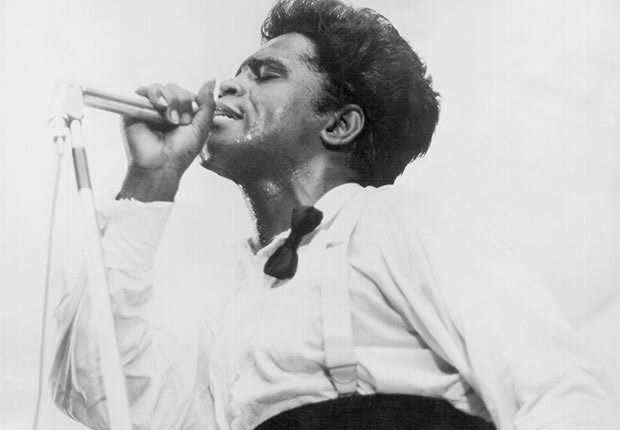 1965-The Most Revolutionary Year in Music , James Brown