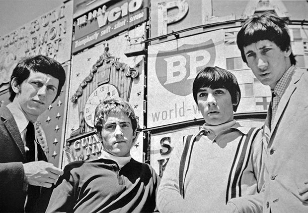 1965-The Most Revolutionary Year in Music, The Who