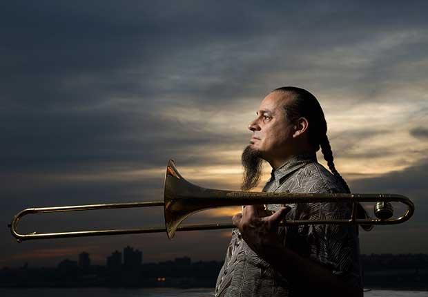16 Jazz Greats You Must Hear Live to Appreciate-Steve Turre