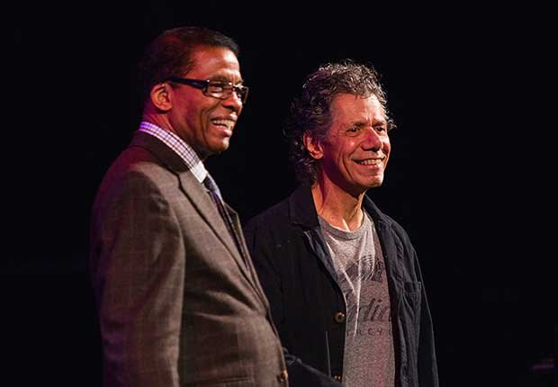 16 Jazz Greats You Must Hear Live to Appreciate-Herbie Hancock and Chick Corea