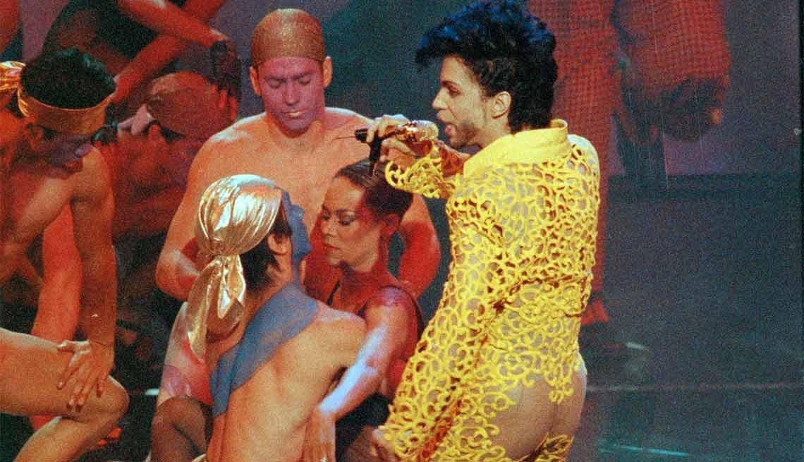 MTV VIDEO MUSIC AWARDS 1991