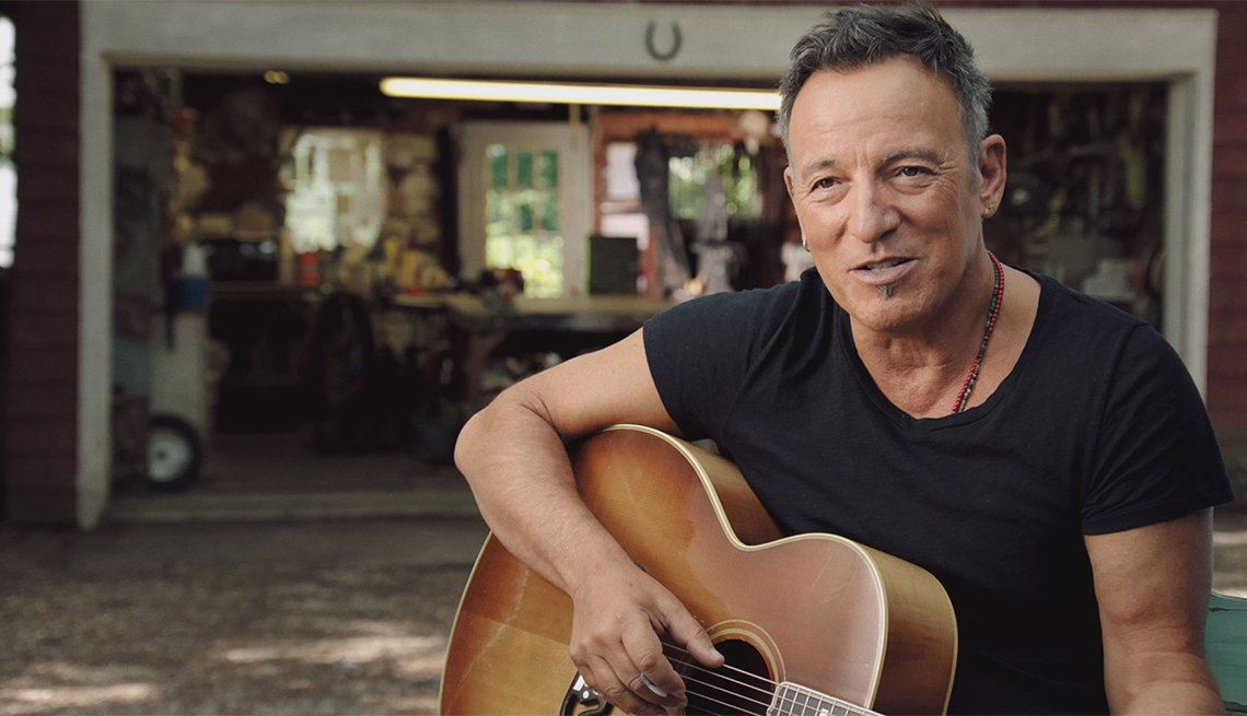 Bruce Springsteen, Chapter and Verse