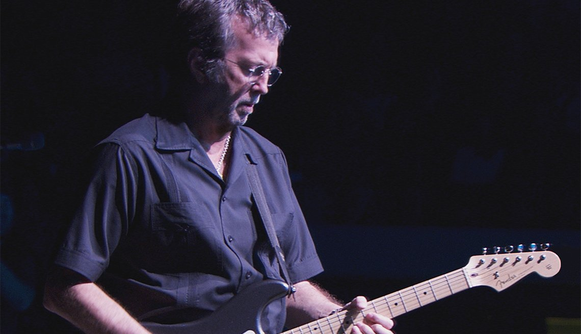 Eric Clapton, Live in San Diego