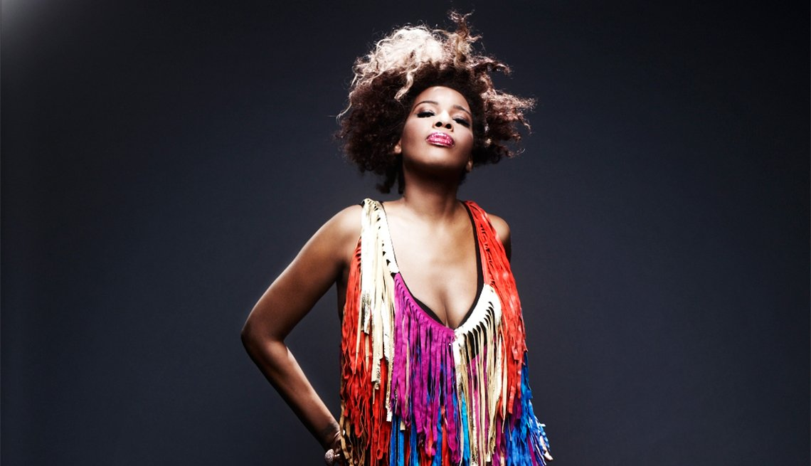 Macy Gray, Stripped