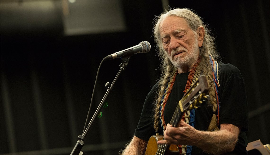Willie Nelson, For the Good Times