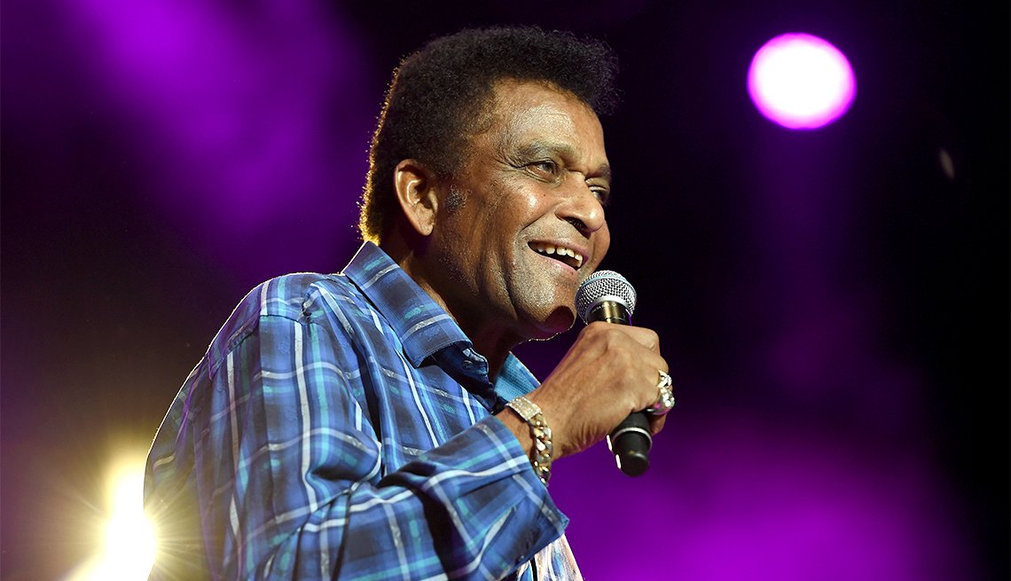 Charley Pride to get Grammy Lifetime Achievement Award