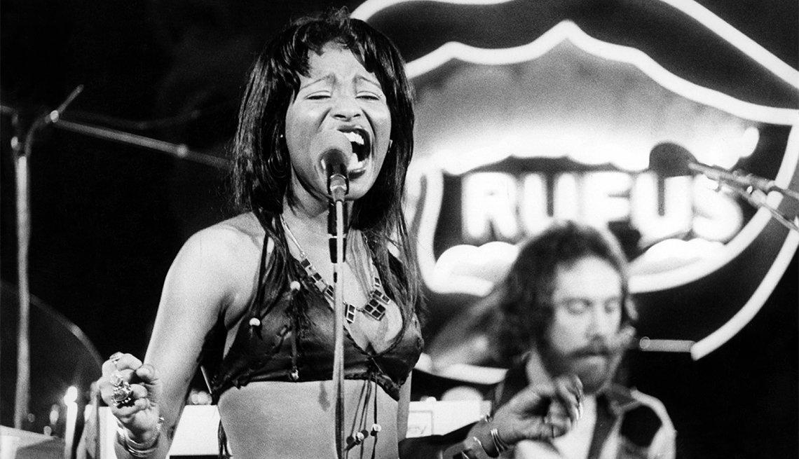 'Sweet Thing' Rufus featuring Chaka Khan (1975)