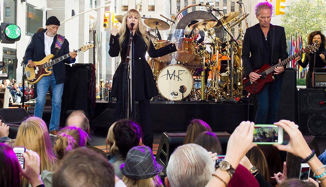 Fleetwood Mac, Eagles to Headline Rock Festivals