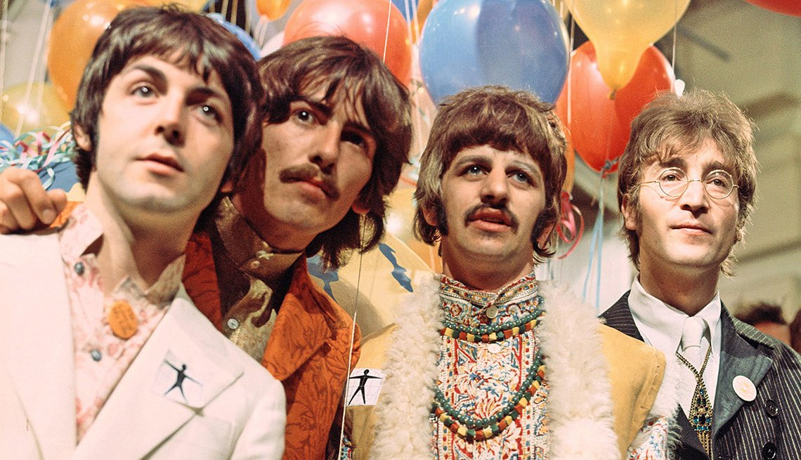 fifty Years After Sgt Pepper
