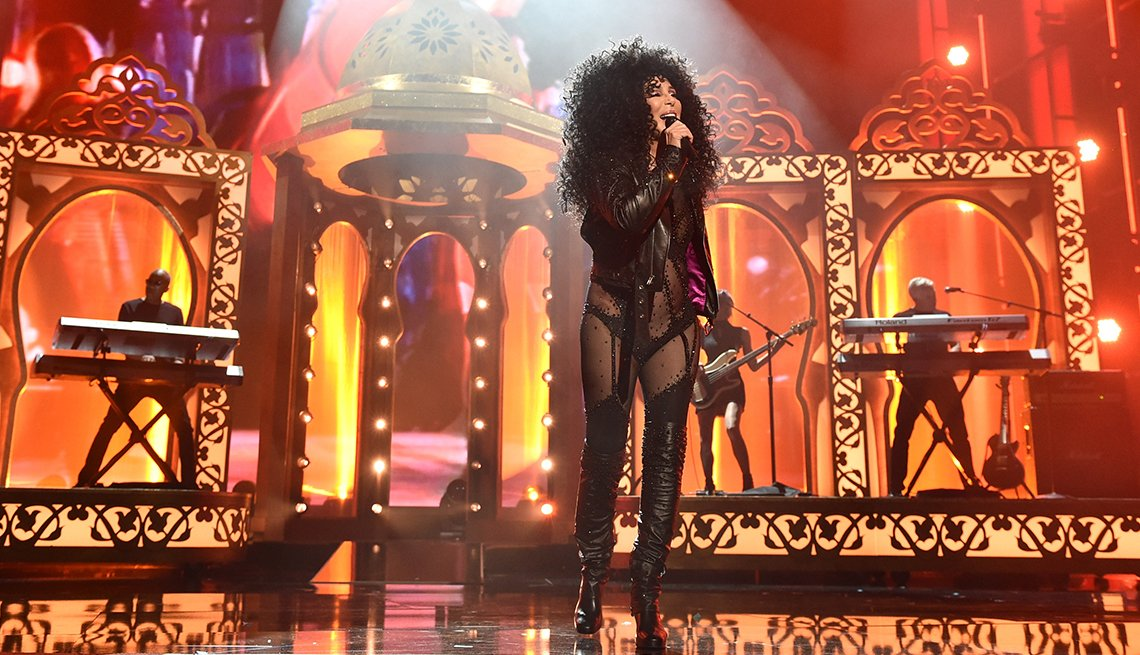 Cher Performs at Billboard Music Awards