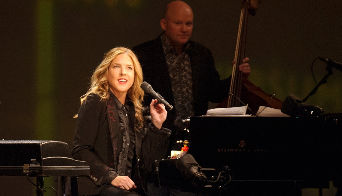 Diana Krall New Album and Tour