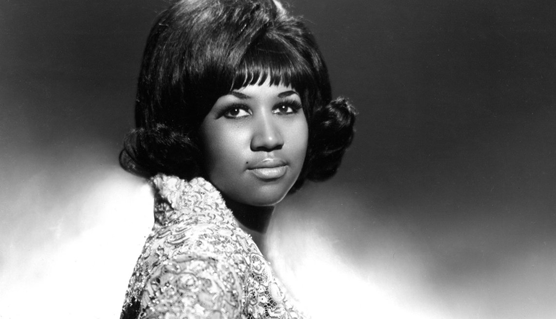 Aretha Franklin, I Never Loved a Man the Way I Love You (1967), Amazing Grace (1972) and Young, Gifted and Black (1972)