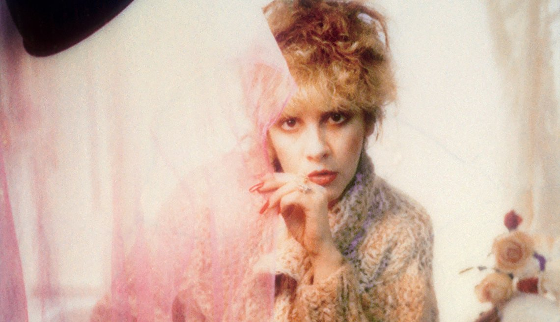 Stevie Nicks, Bella Donna (1981) and Rumours (1977)