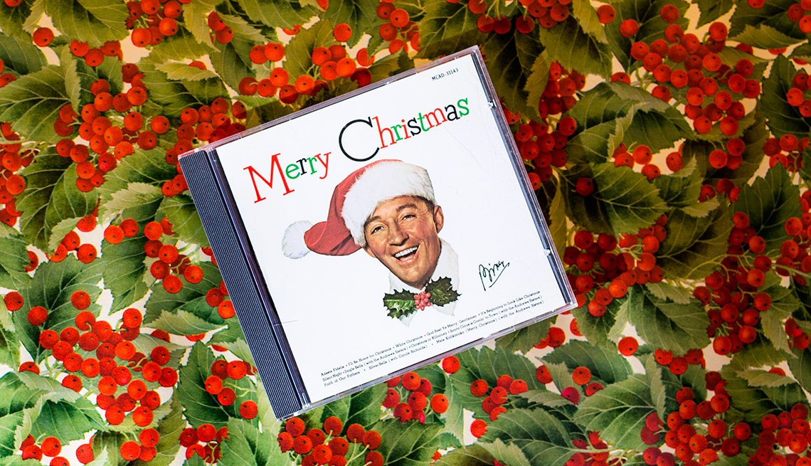 Bing Crosby, Merry Christmas