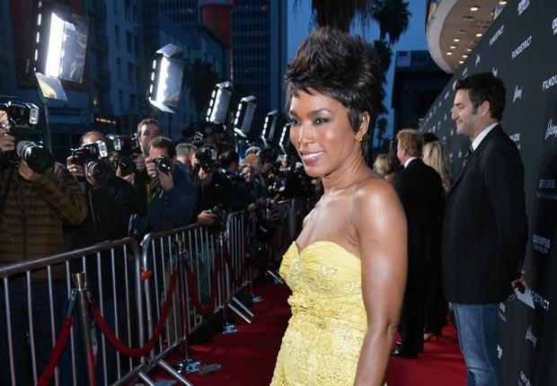 Angela Bassett, 50-plus celebrity