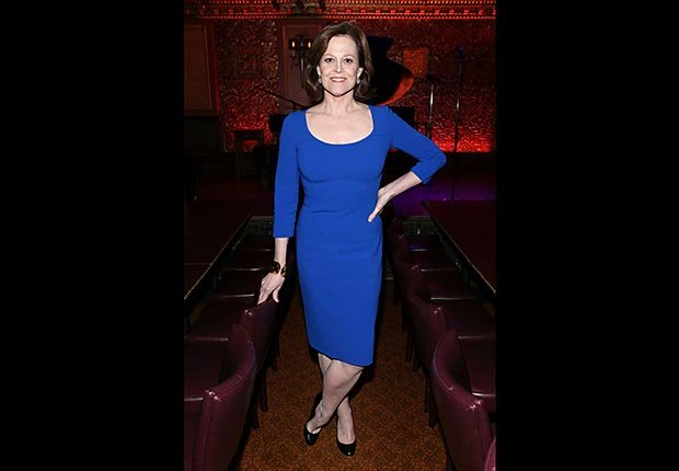 Actress Sigourney Weaver, No Way They're 60+ Celebrities