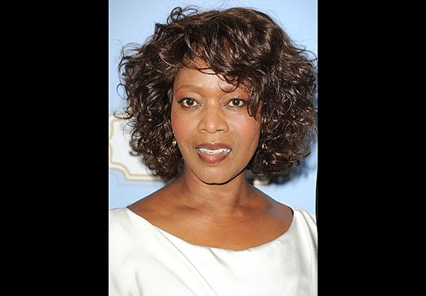 Actress Alfre Woodard, No Way They're 60+ Celebrities