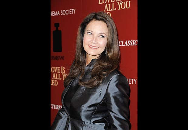 Actress Lynda Carter, No Way They're 60+ Celebrities