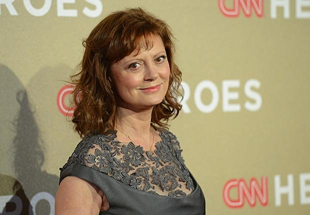 Actress Susan Sarandon, No Way They're 60+ Celebrities