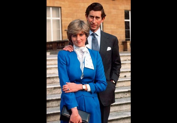 Princes Diana, Prince Charles, Engagement Ring (Tim Graham/Getty Images)