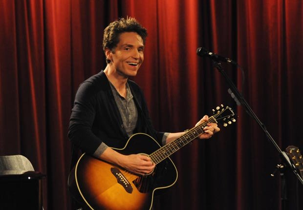 Rock musician Richard Marx performs during a broadcast of Live From The GRAMMY Museum: Richard Marx (Michael Tullberg/Getty Images)