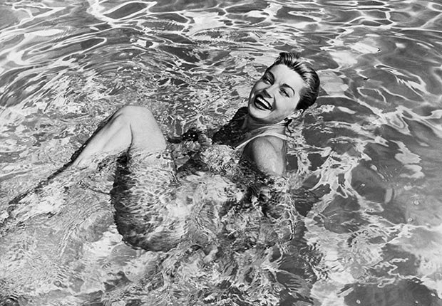 Esther Williams, Honoring the actors and authors who passed away in 2013 (Bettmann/CORBIS