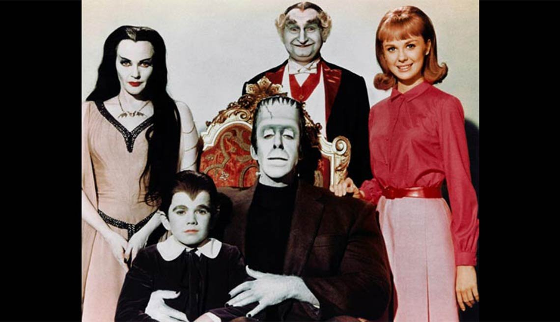 Child actor Butch Patrick played Eddie Munster in The Munsters, Child star