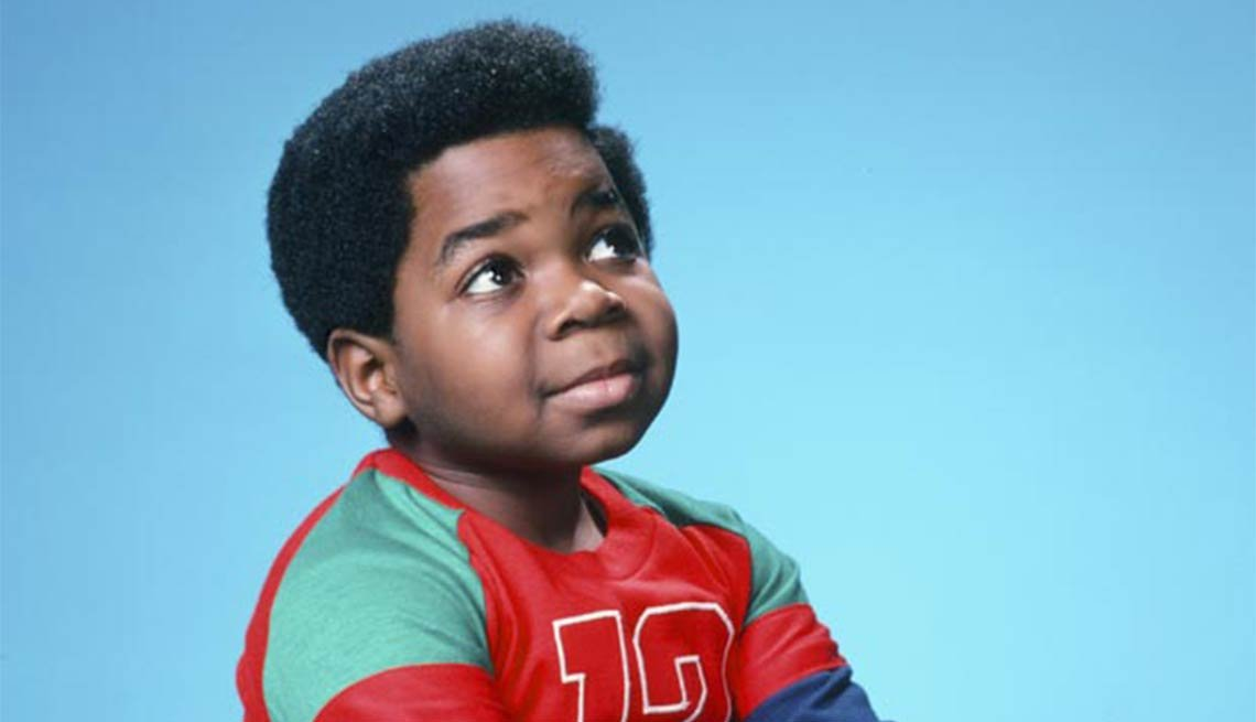 Actor Gary Coleman as Arnold Jackson in Diff'rent Strokes, Chi,Actor Gary Coleman as Arnold Jackson in Diff'rent Strokes