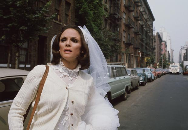 Rhoda wedding, Valerie Harper (CBS via Getty Images)