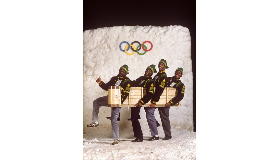 Jamaica, Bobsled, Boomers Olympic Memories