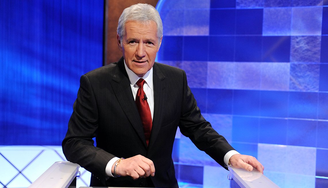 Jeopardy, Alex Trebek, Boomer TV Shows 1964 debut.