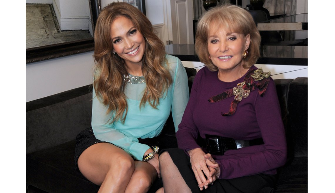10 Most Fascinating People, Television Program, Jennifer Lopez, Actress, Singer, Interview, Barbara Walters Slideshow