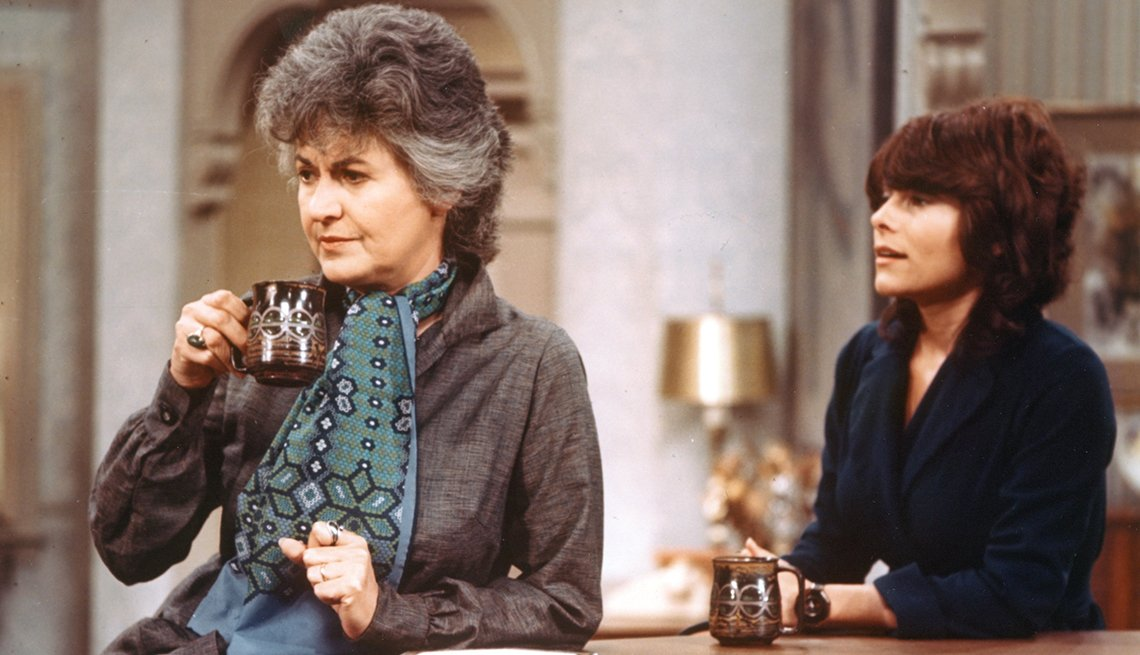 Beatrice Arthur, Adrienne Barbeau, Maude, Women Who Changed TV