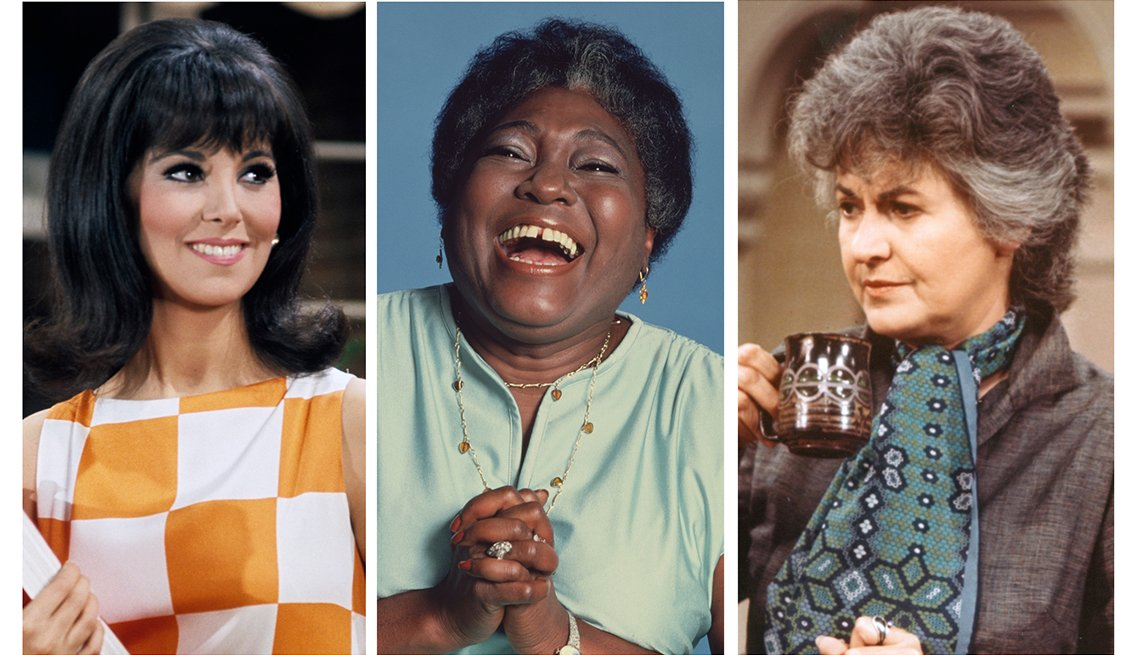 Marlo Thomas, Esther Rolle, Bea Arthur, Women Who Changed Television