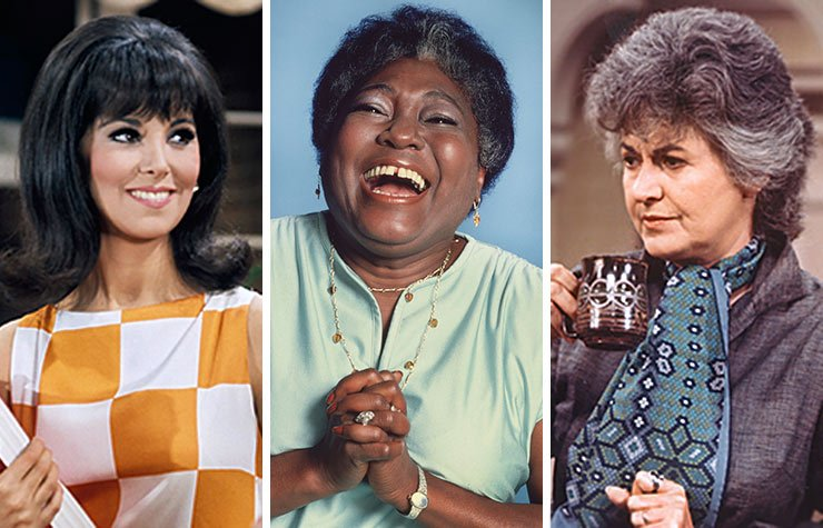 Women Who Changed TV, Marlo Thomas and Esther Rolle