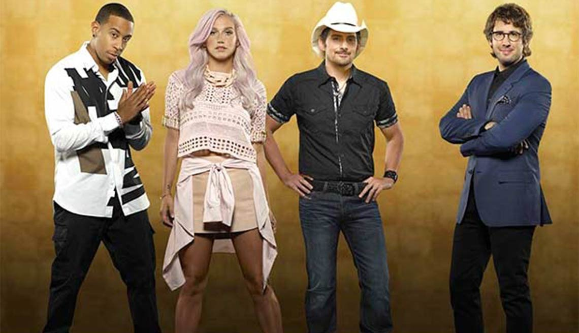 Summer television tv preview for grownups Rising Star