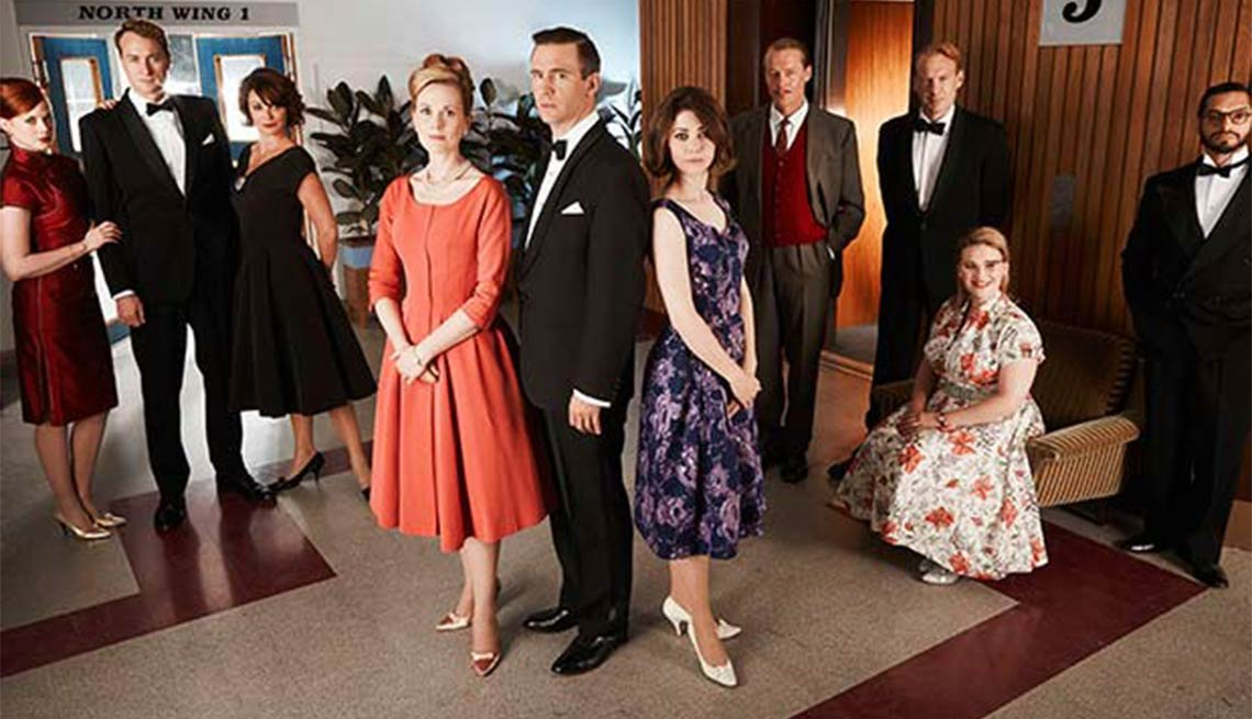 Summer television for grownups, Preview, Breathless