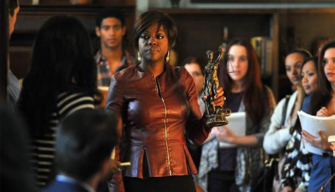 Annalise Keating, How to Get Away With Murder, Fall 2014 TV for Grownups
