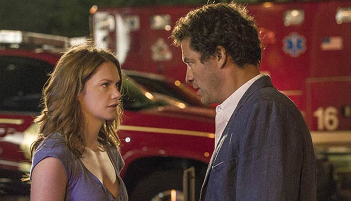 Ruth Wilson, Dominic West, The Affair, Fall 2014 TV for Grownups