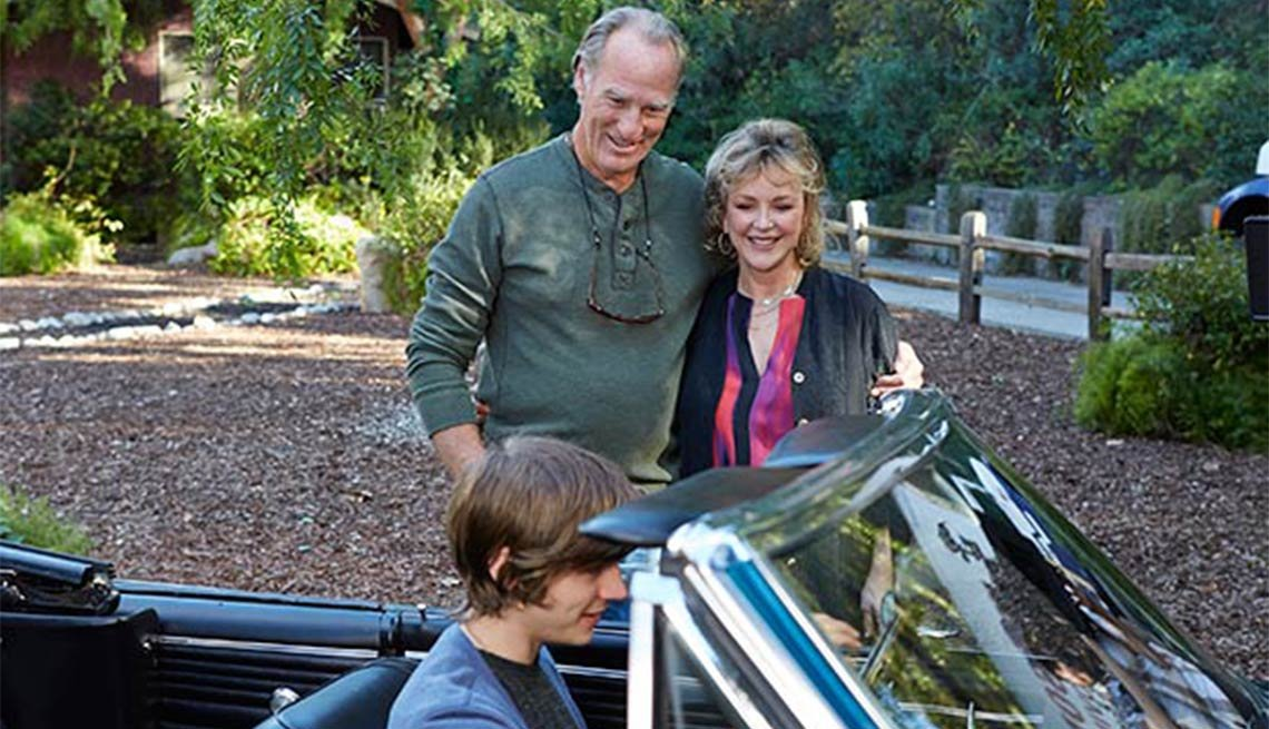 Craig T. Nelson, Bonnie Bedelia, Miles Heizer, Parenthood, Fall 2014 TV for Grownups